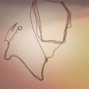 Beautiful choker necklace